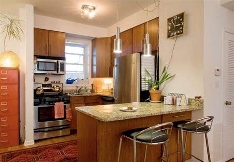 cocinas en pequenos ambientes espacios reducidos diseno