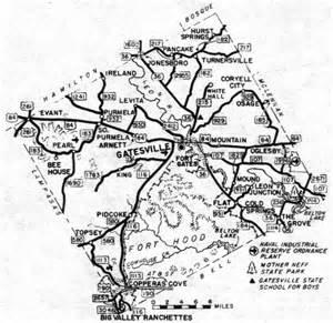 coryell county maps and gazetteers