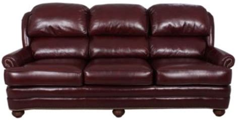 smith brothers 311 collection 100 leather sofa