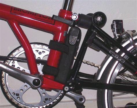 antivol u de vélo granit plus 470 abus mantenimiento brompton c 243 mo montar un candado en tu brompton