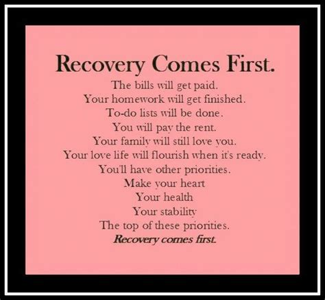 Recovery Detox by Ed Recovery Quotes Quotesgram