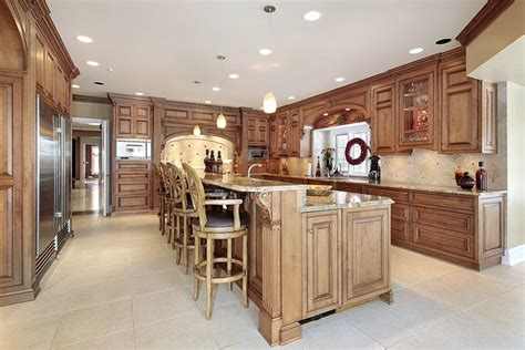Gas Station Floor Plans 72 luxurious custom kitchen island designs