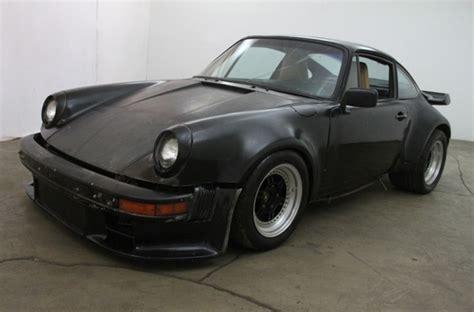 Project Porsche For Sale by 1977 Porsche 930 Turbo Mega Project