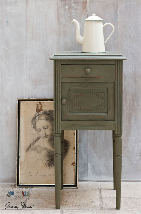 Painting Techniques For Kitchen Cabinets by Olive Chalk Paint 174 Annie Sloan