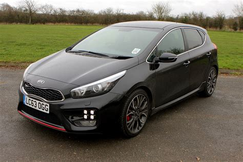 10375 by Kia Ceed Gt 2013 Photos Parkers