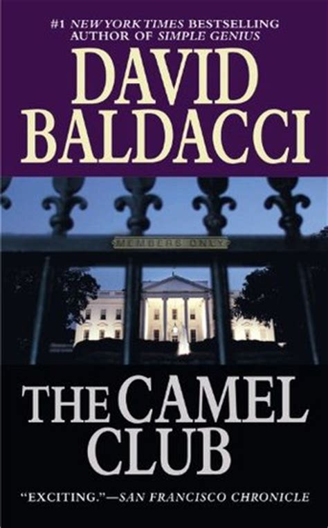 camel in books the camel club camel club 1 by david baldacci