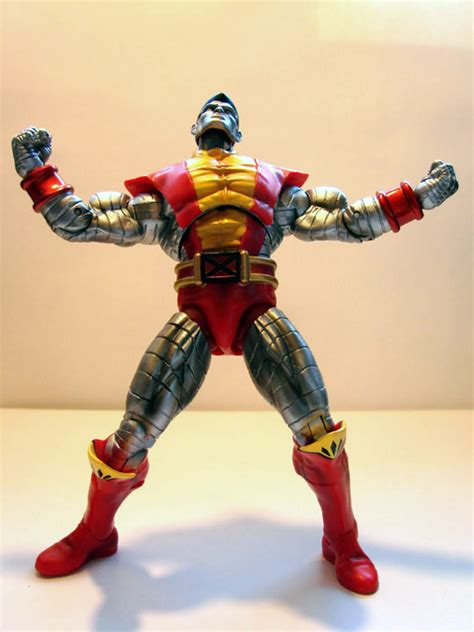 Colossus Marvel Select Toys Figure 2 figures bargain select toys marvel select colossus figure