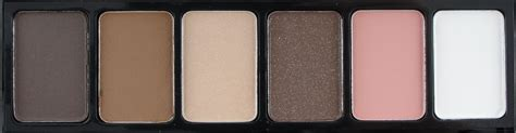 Nyx Adorable Eyeshadow eotd nyx adorable eyeshadow palette coffee makeup