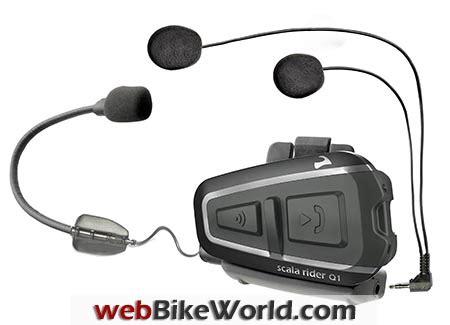 Cardo Scala Rider Q1   Q3 Intercoms   webBikeWorld