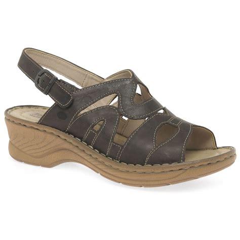 Sandal Casual Wanita Azcost 1 josef seibel catalonia 46 s casual sandal charles clinkard
