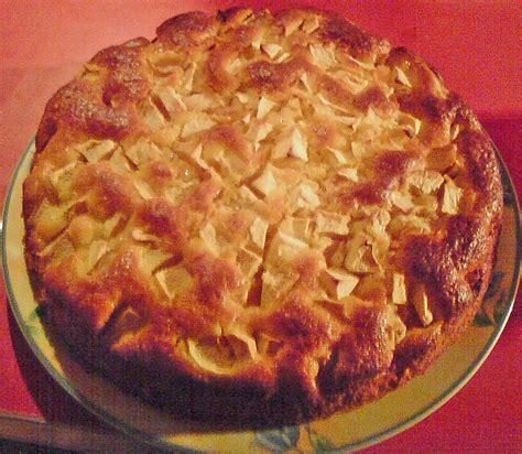 rezept hermann kuchen apfel pudding kuchen mit hermann teig rezept mit bild