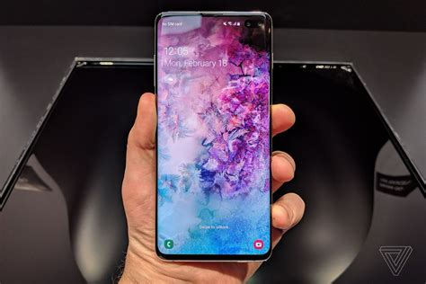 samsung galaxy s10 vs s9 vs s8 compared to decide if you should upgrade the verge