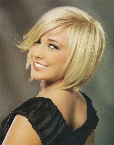 chin lenght bob teens chin length hairstyles 2012