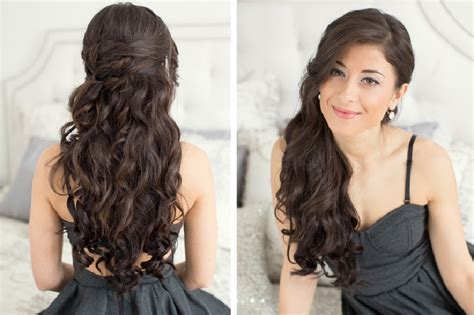 quick and easy prom hairstyles for long hair prom hairstyles down for long hair hairstyle ideas in 2018