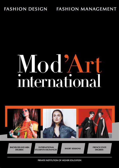 Fashion And Luxury Mba by Mba Luxury Goods And Fashion Industries Year 2 Mod