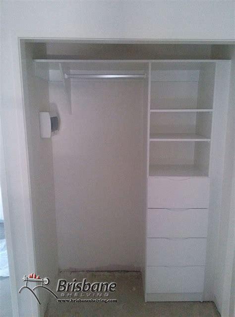 Built In Wardrobe Flat Pack by Brisbane Sliding Custom Built Out Walk In Flat Pack White Diy Wardrobes