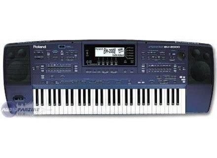 Keyboard Roland Em 2000 user reviews roland em 2000 audiofanzine