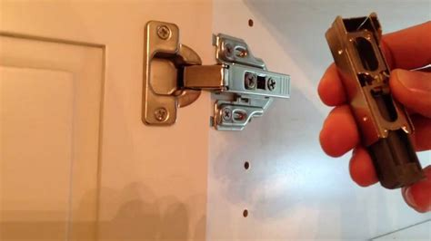 add soft close kitchen cabinet soft closing door how to install soft close hinge youtube