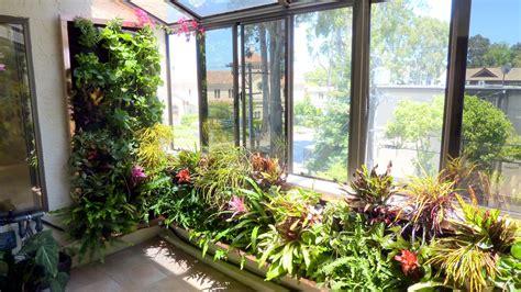 pflanzengestaltung garten plants on walls vertical garden systems atrium garden