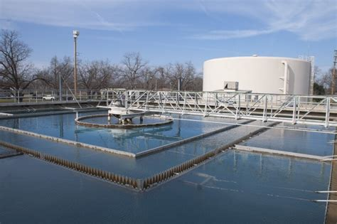 Wtp Clarifier seguin water treatment plant cleary zimmermann
