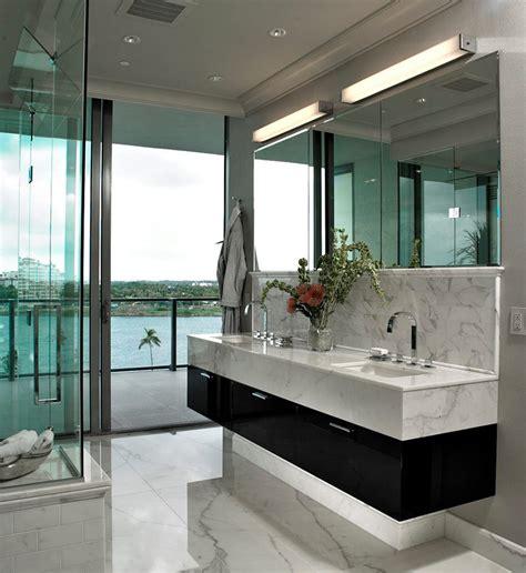 Houzz Bathroom Designs by 25 Banheiros Com M 225 Rmore Para Voc 234 Se Inspirar Limaonagua