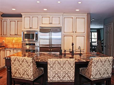 kitchen island with seating for 3 beautiful pictures of kitchen islands hgtv s favorite