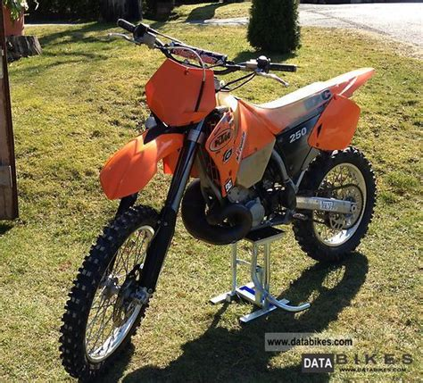2002 Ktm 400 Exc Review 2002 Ktm 250 Exc Images