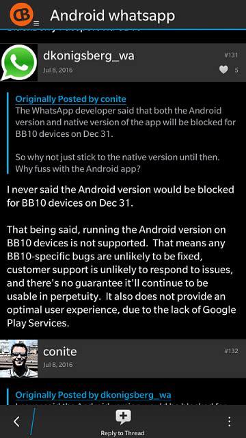no whatsapp android fixer waa fixer in beta zone