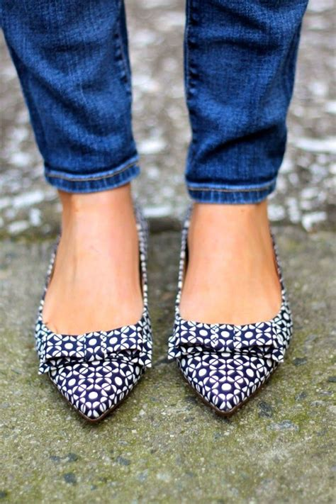 cute pattern flats cute flats for spring style pinterest
