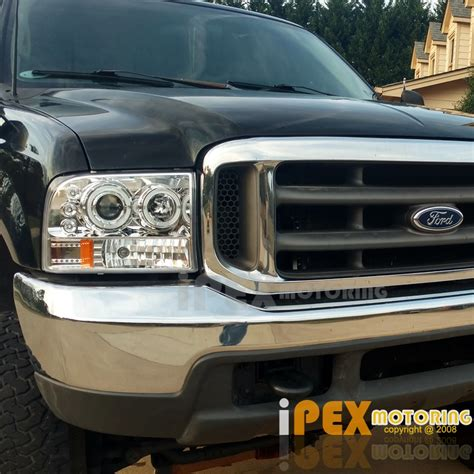 1999 ford f250 duty accessories new 1999 2004 ford f250 f350 duty halo led