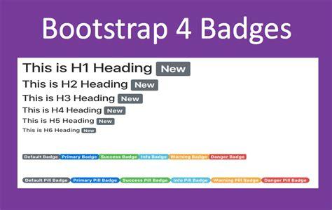 tutorial republic mvc badge background color bootstrap background ideas