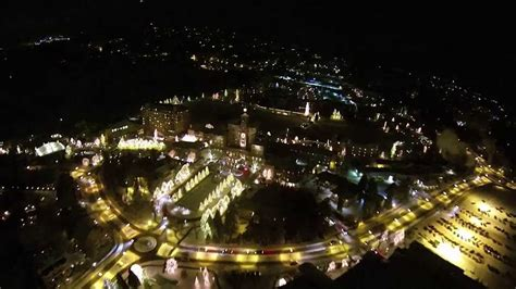 christmas light helicopter tours in colorado springs youtube