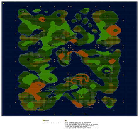 nes maps s den gt warrior iii nes gt maps