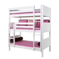 shared bedroom furniture on bunk