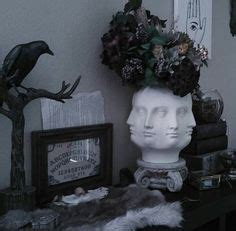 sacred space utterly wicked witch ideas for halloween witchy bedroom complete with two black cats