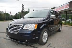 2010 Chrysler Town Country Touring Plus 2010 Chrysler Town And Country Touring Plus In Bridgewater