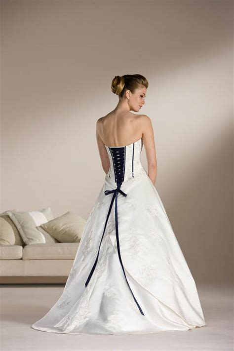 Brautkleid Corsage corset wedding dress styles sang maestro