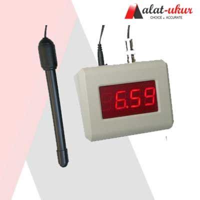 Alat Pengukur Ph Meter pengukur ph meter mini kl 025m