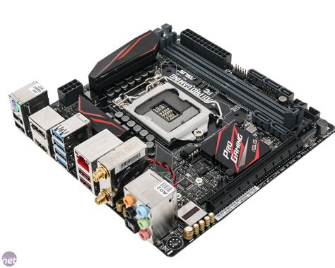 asus z170i pro gaming asus z170i pro gaming review bit tech net