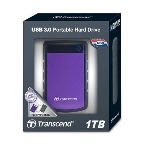 Harddisk Transcend 1 Transcend 1tb Storejet Portable Drive Ebuyer