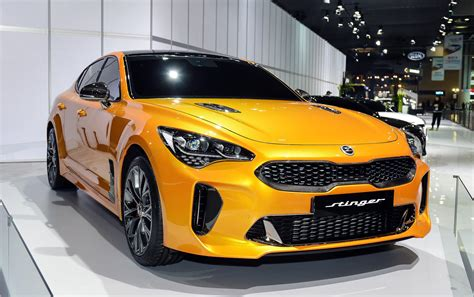 2020 Kia Stinger Release Date by 2019 Kia Stinger Gt Changes Specs Release Date 2019