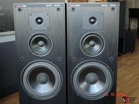 Speaker Subwoofer Boston boston acoustics t830 http img canuckaudiomart uploads large 266794 boston acoustics tower