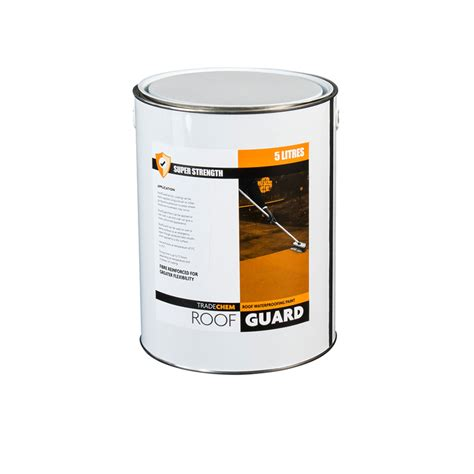 acrylic paint waterproof roofguard acrylic waterproofing waterproof strength