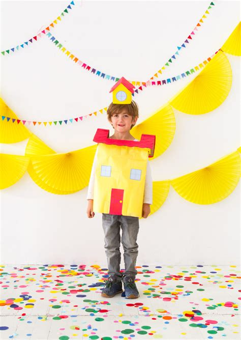 How To Make Paper Costumes - paper bag costumes part 1