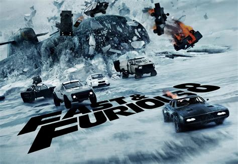 fast and furious 8 summary review the fate of the furious starring dwayne johnson