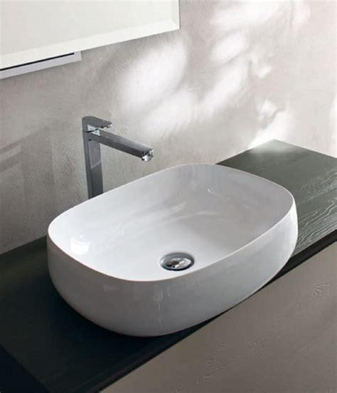 lavabo bagno da appoggio prezzi fanno tendenza i moderni lavabi d appoggio donano