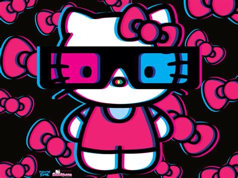 wallpaper hello kitty vector desktop wallpaper s gt vector gt sanrio hello kitty 3d