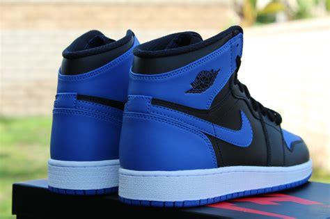 C476dark Blue 1 air retro 1 royal blue