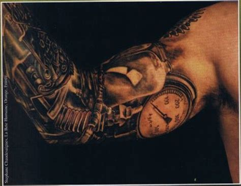 5 awesome 3d tattoo