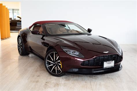 2019 Aston Martin Db11 Volante by 2019 Aston Martin Db11 Volante Stock 9nm06481 For Sale
